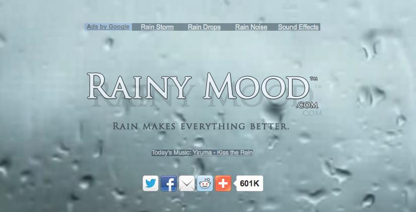 http://www.rainymood.com