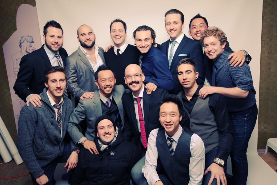 Movember SYPE Gala November 29, 2012