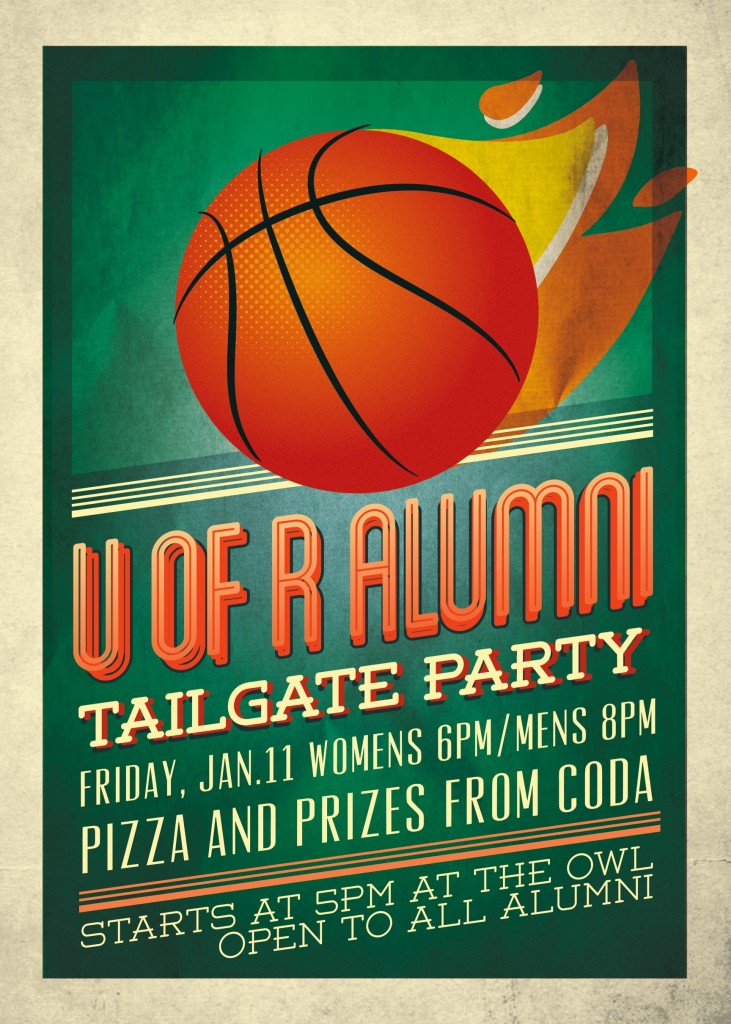 UofR Alumni Coda Tailgate party