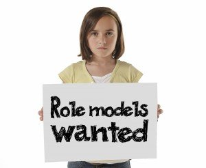 Role models wanted-coaching inspires
