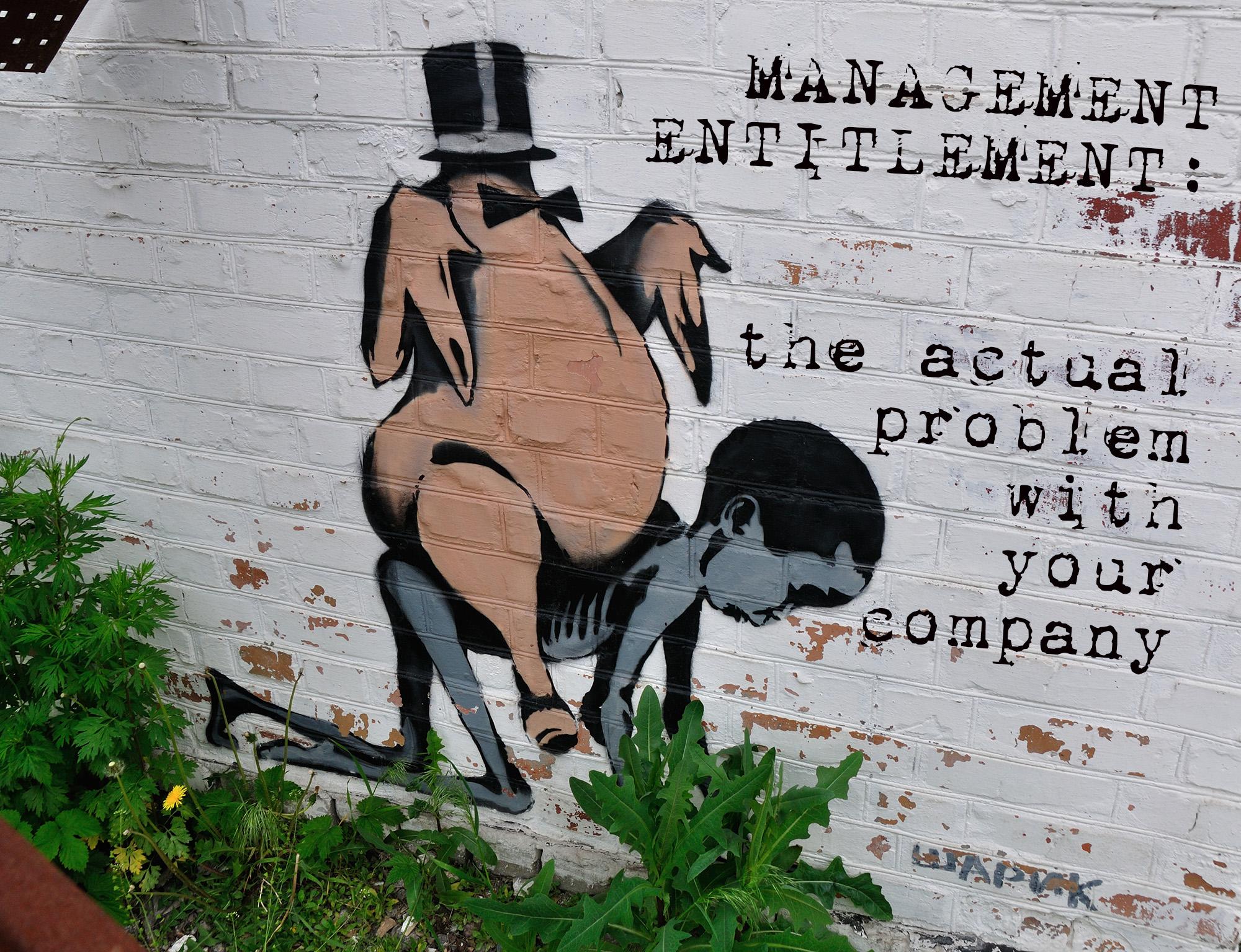 management-entitlement-the-actual-problem-at-your-company