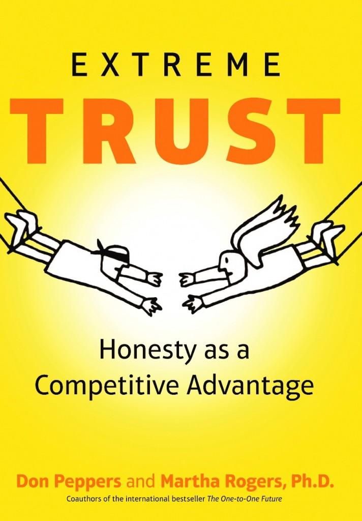 Extreme Trust Book