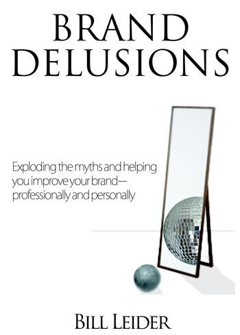 Brand-Delusions by Bill Leider