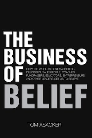 The Business of Belief book