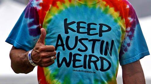 Keep Austin Weird