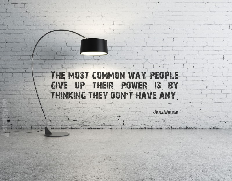 The-most-common-way-people-give-away-power