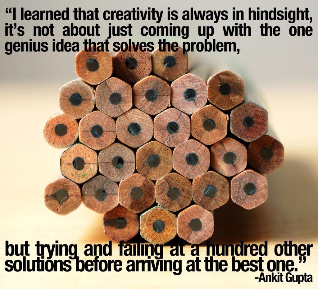 What is true creativity?