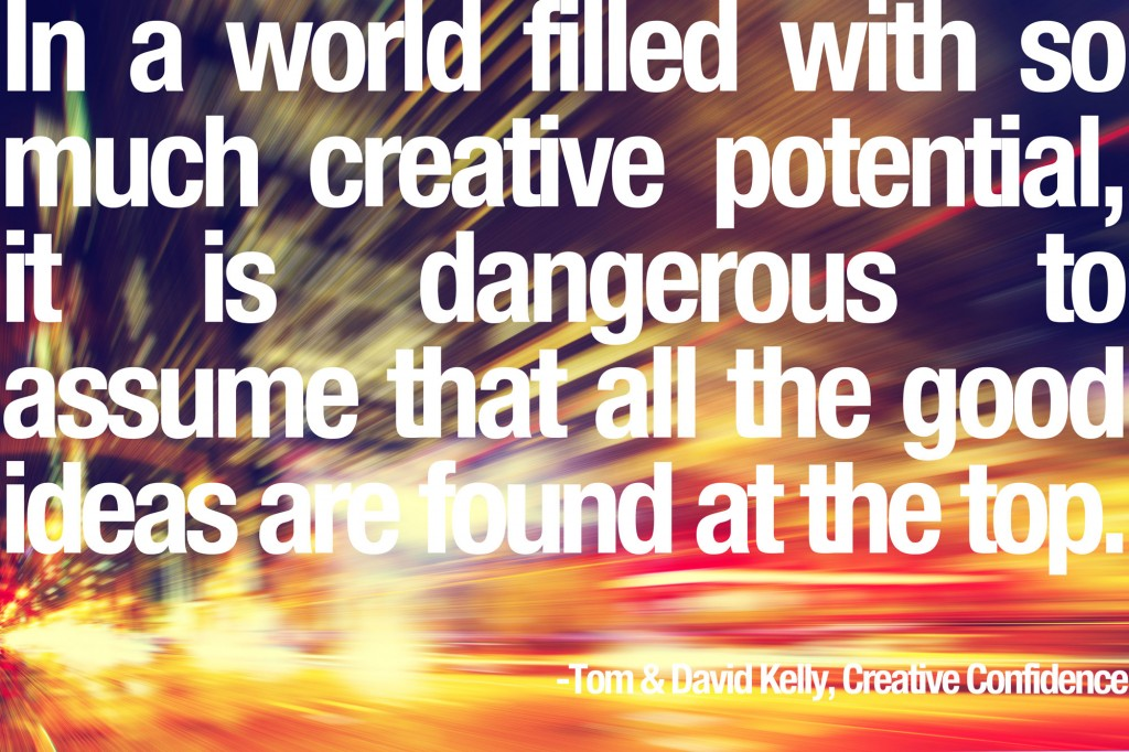 In a world filled with creative potential...