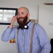 Professional Stock Photo jeph headshot