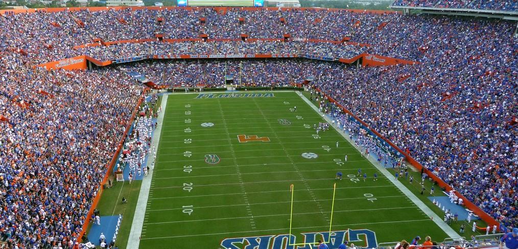 Ben Hill Griffin Stadium - Florida Gators