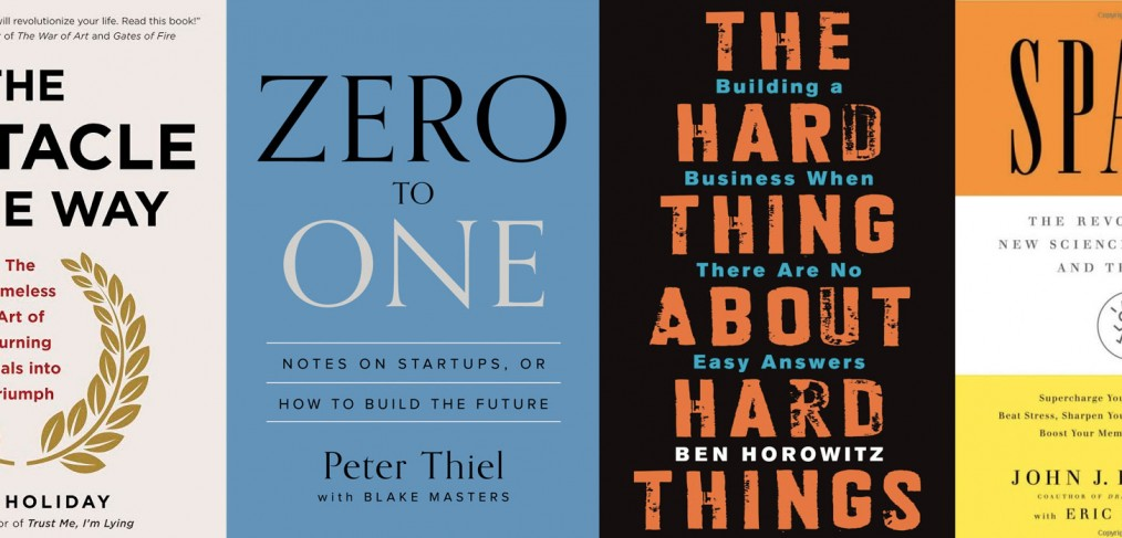 The-obstacle-is-the-way-zero-to-one-spark-the-hard-thing-about-hard-things