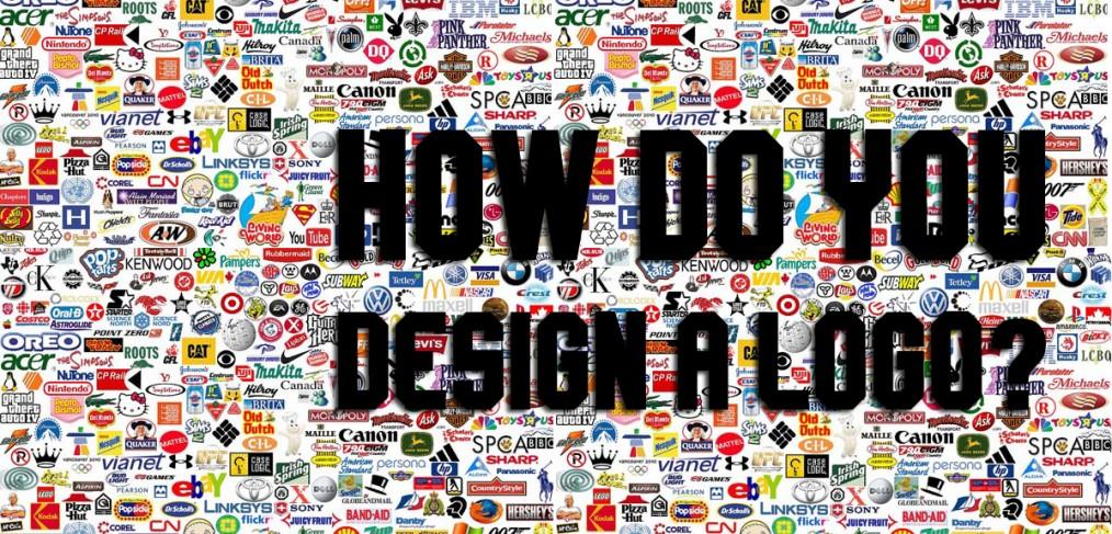 How do you design a logo?
