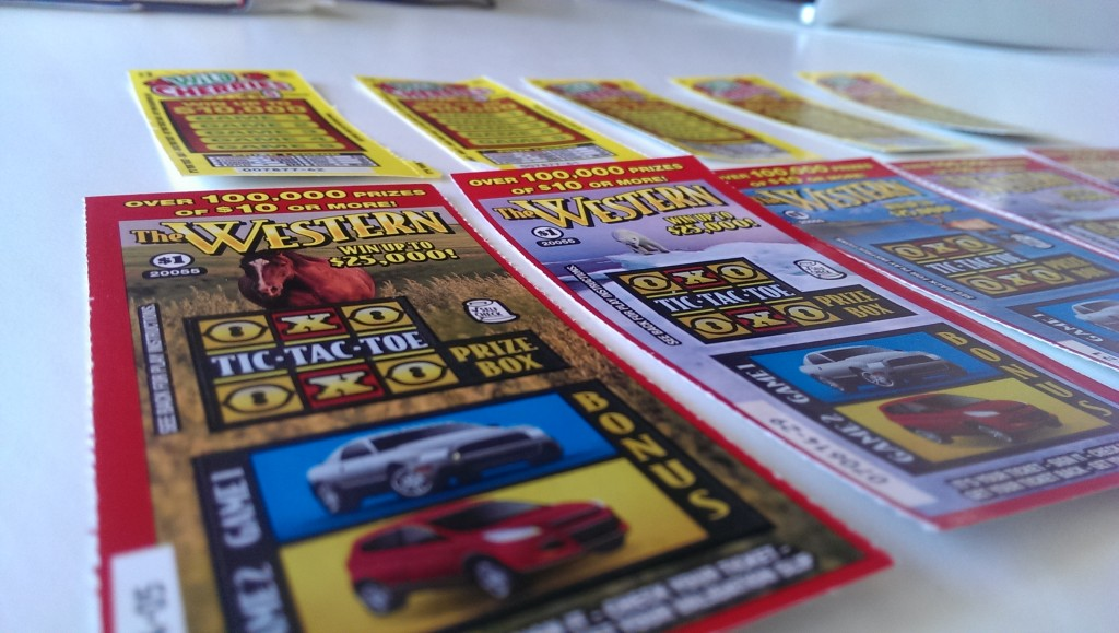 Random Acts of Lottery Tickets