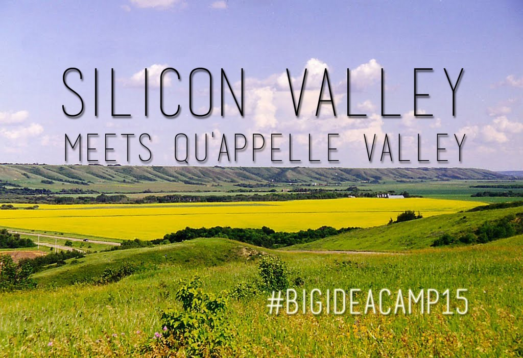 Silicon Valley meets Qu'Appelle Valley