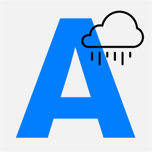 Authentic Weather app logo