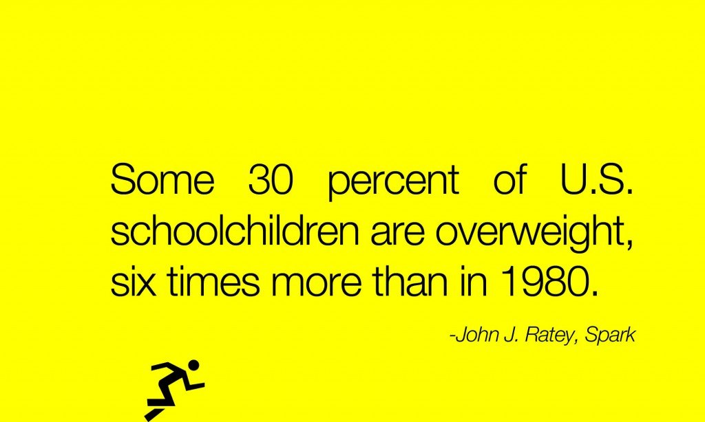 30 percent of school children are overweight