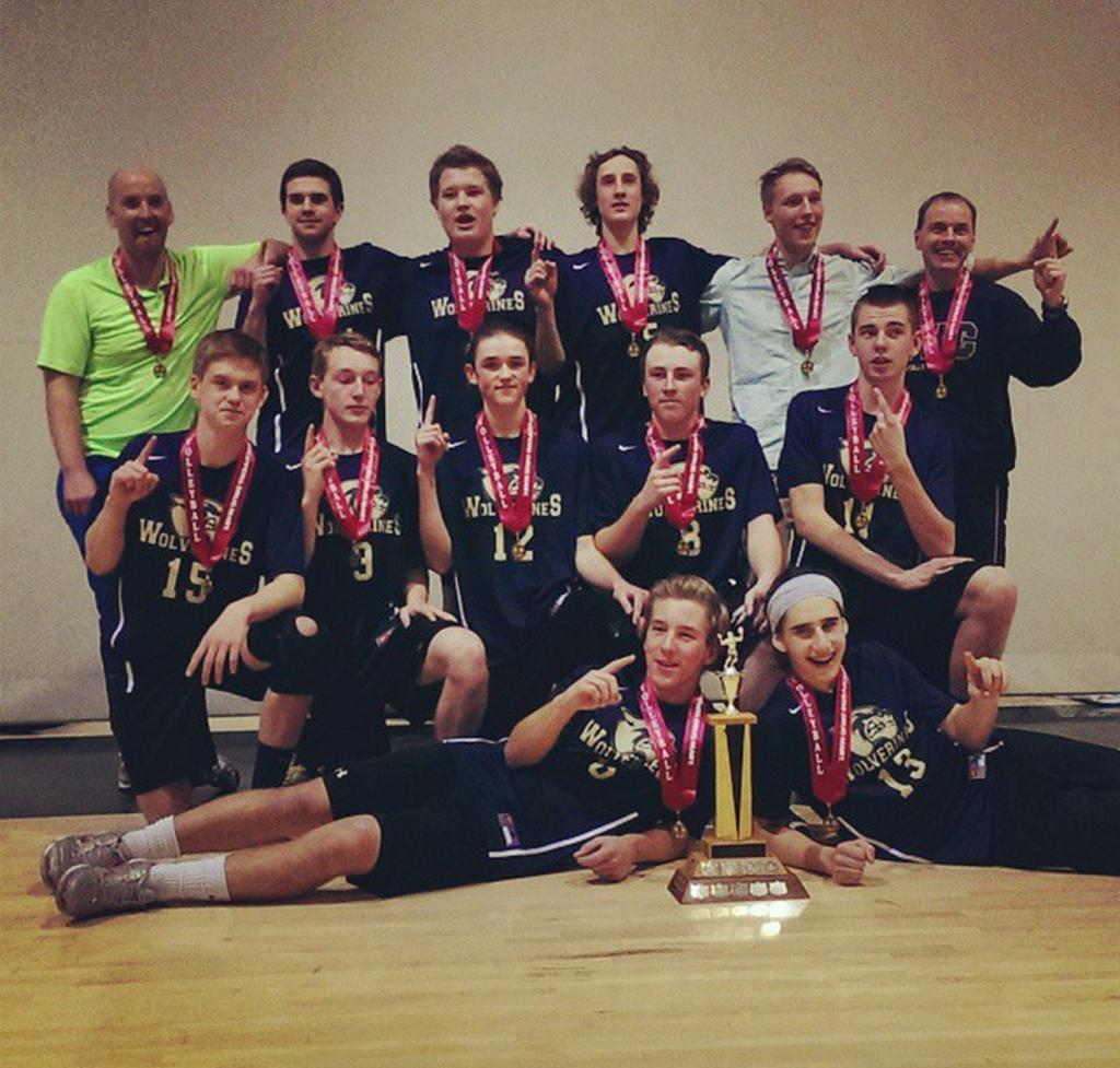 City champs 2014