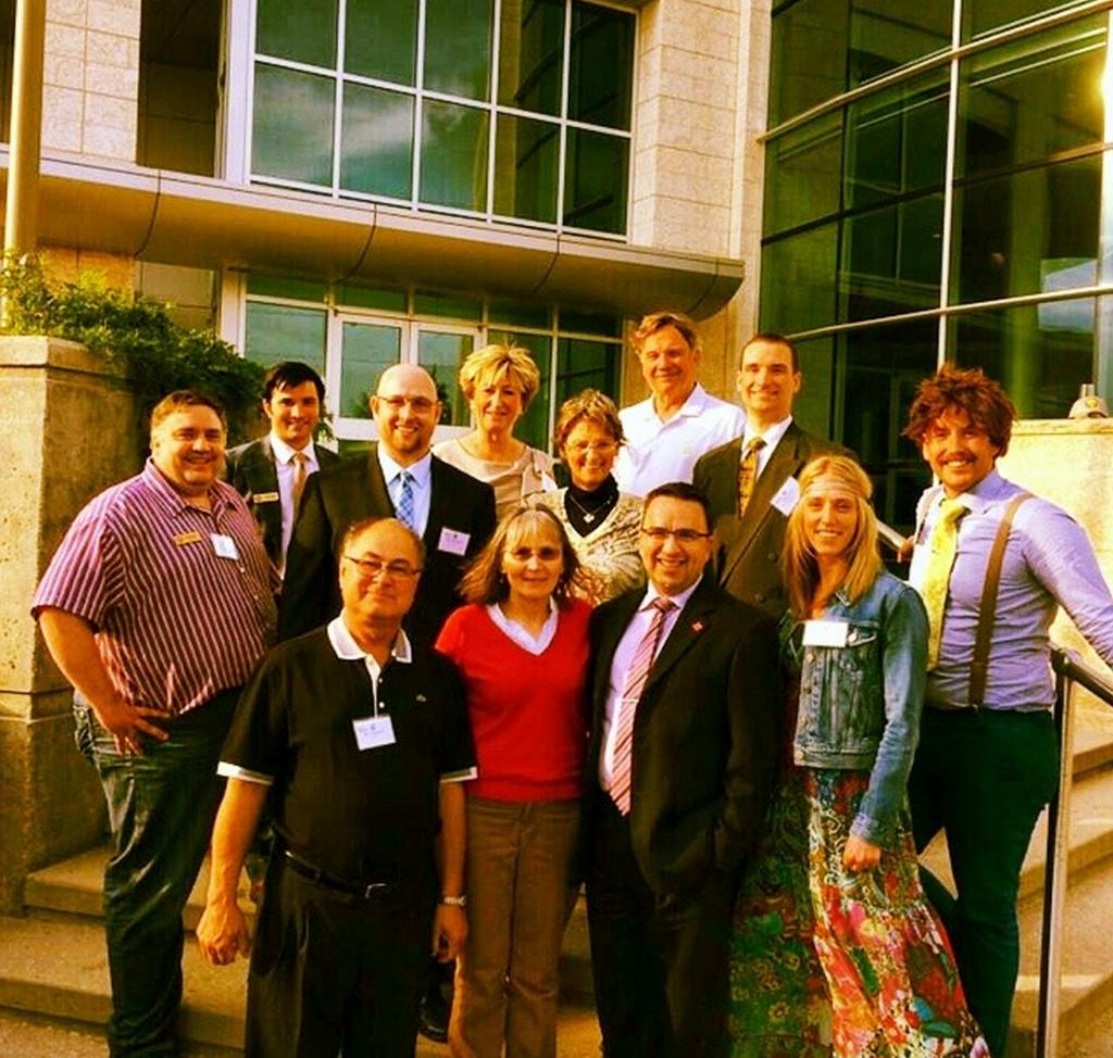 UofR Alumni Association board-2014-15