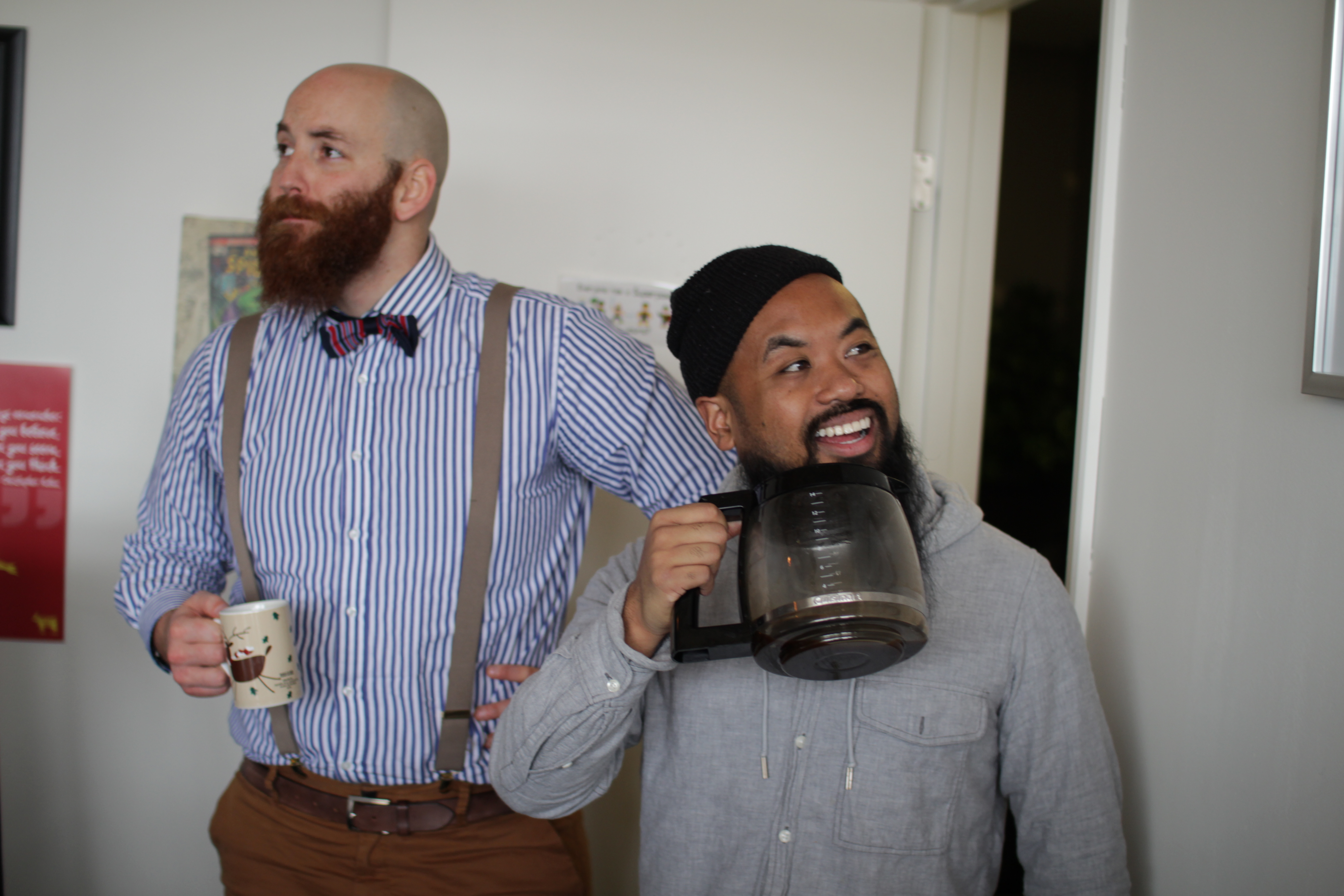 Professional Stock Photos-the two folks enjoying a coffee