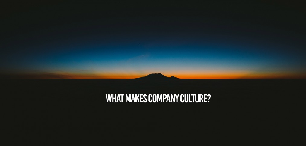 What makes company culture