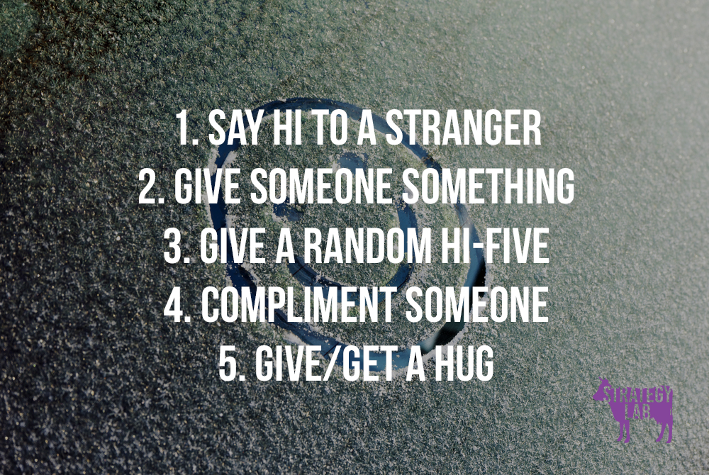 5 things to make your day instantly better