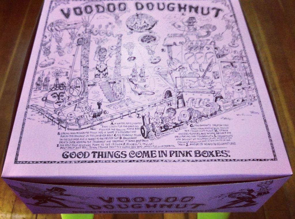 Voodoo Doughnut Portland