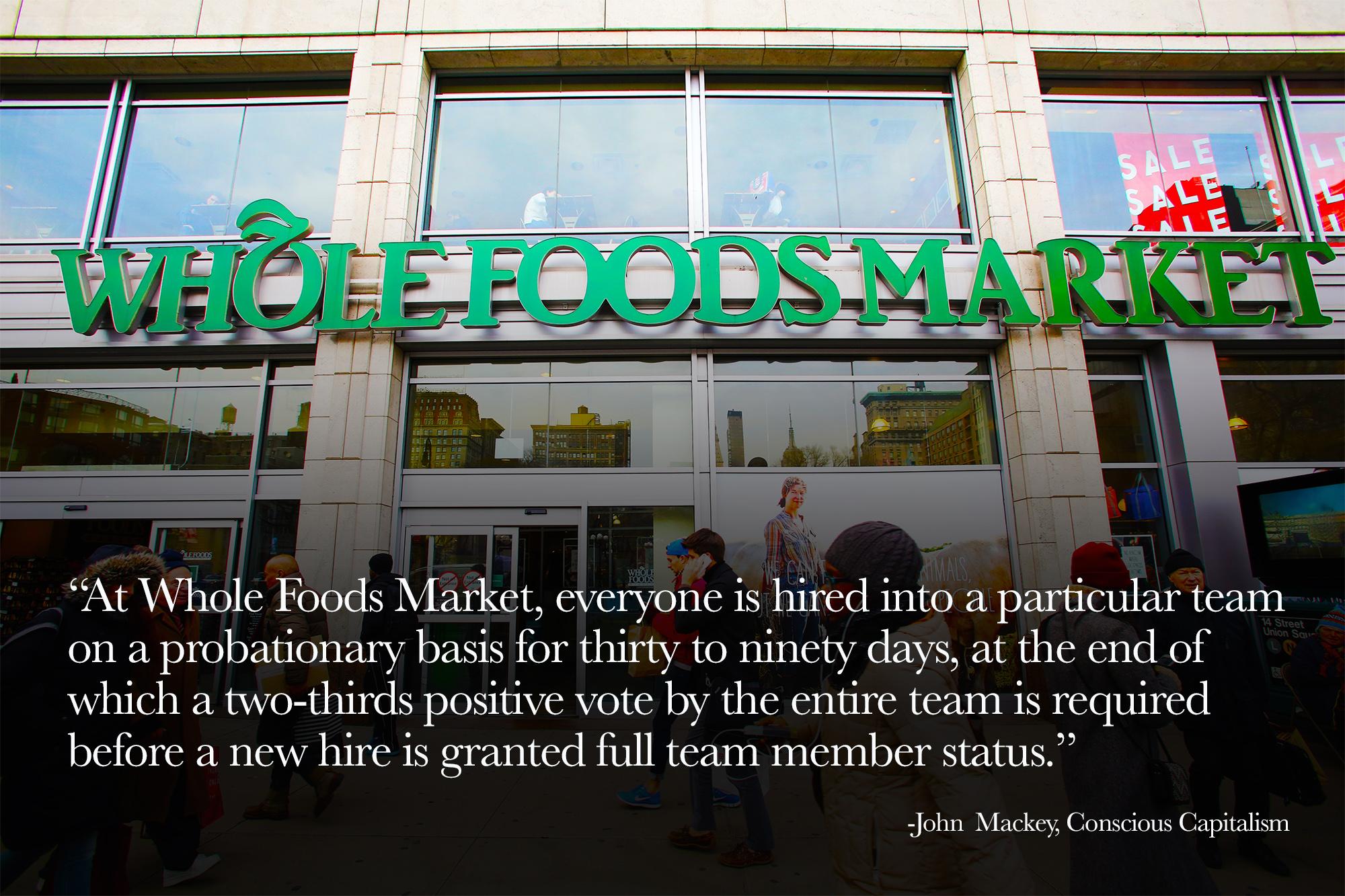 John Mackey-Conscious Capitalism