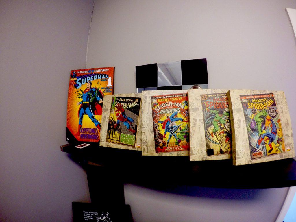 Super Hero Office