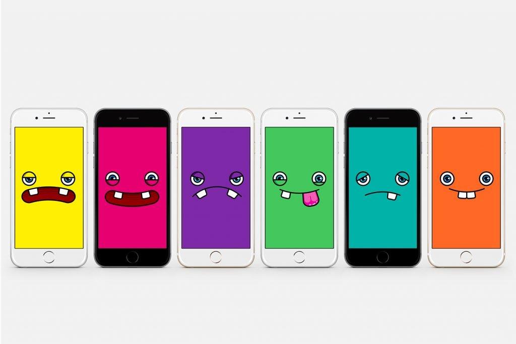 iphones-personality - Downloadable smartphone wallpaper