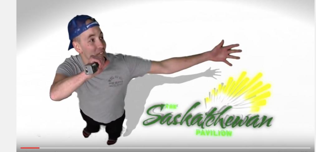 Youtube sask pavilion Jeph
