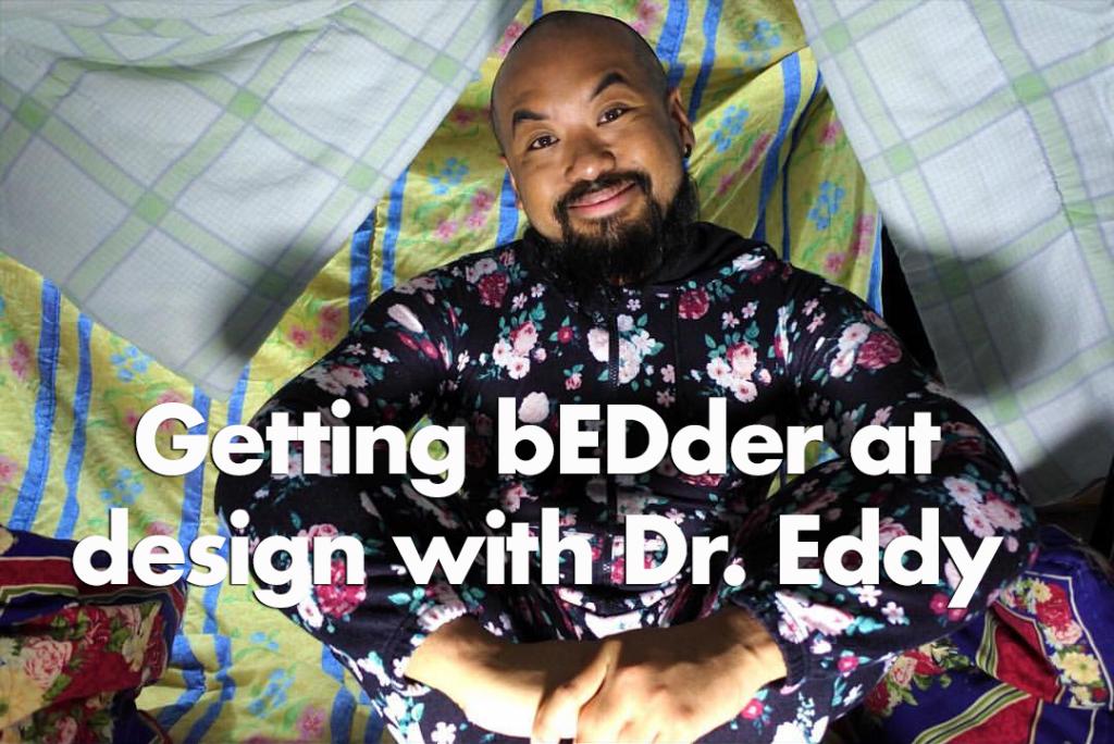 Eddy making design bedder-dr eddy