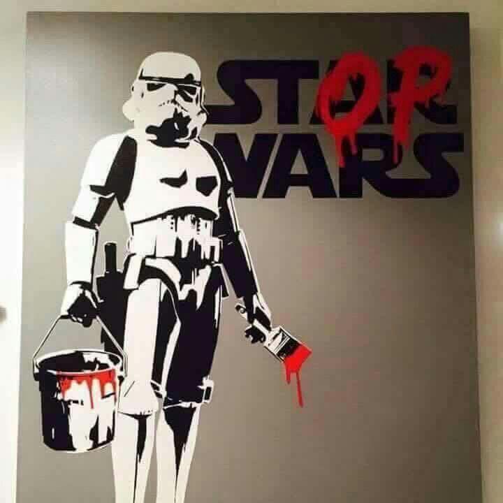 stop wars-banksy