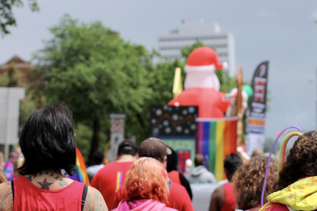 Pride Week Parade 2017-2