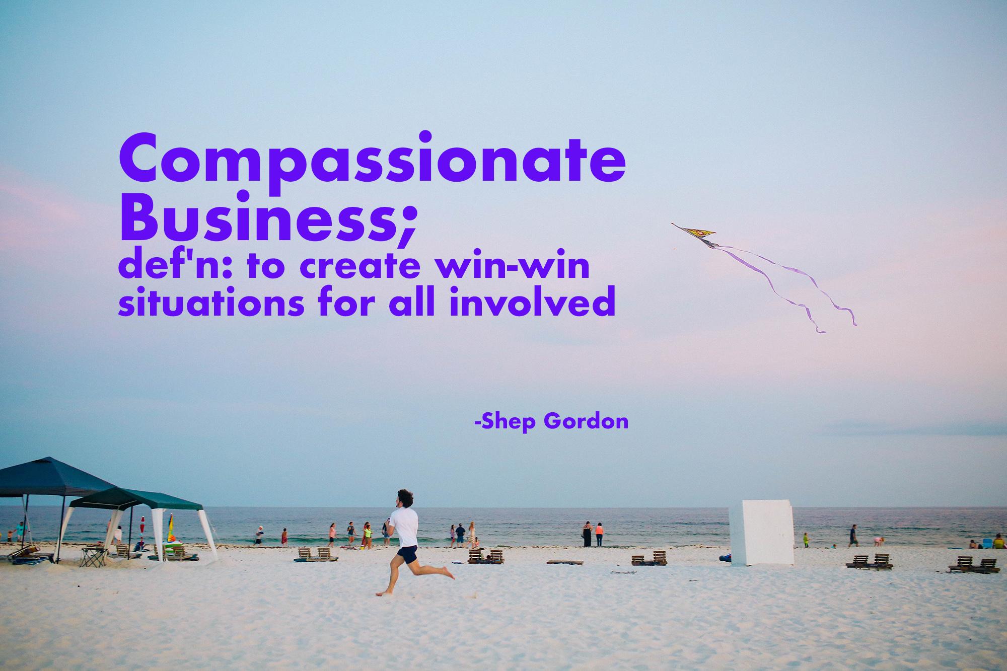 compassionate business
