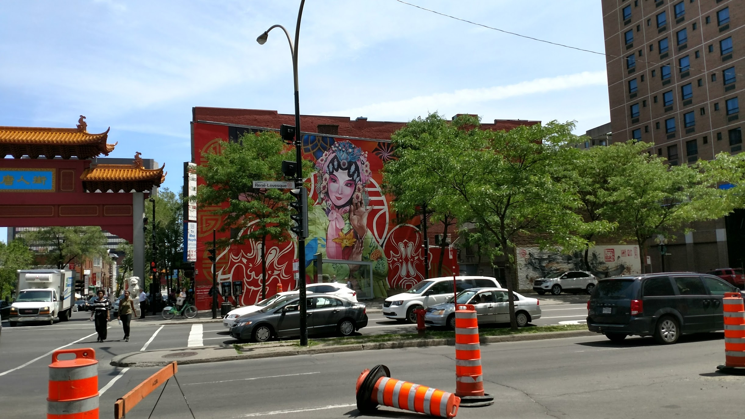 from the mural fest in montreal