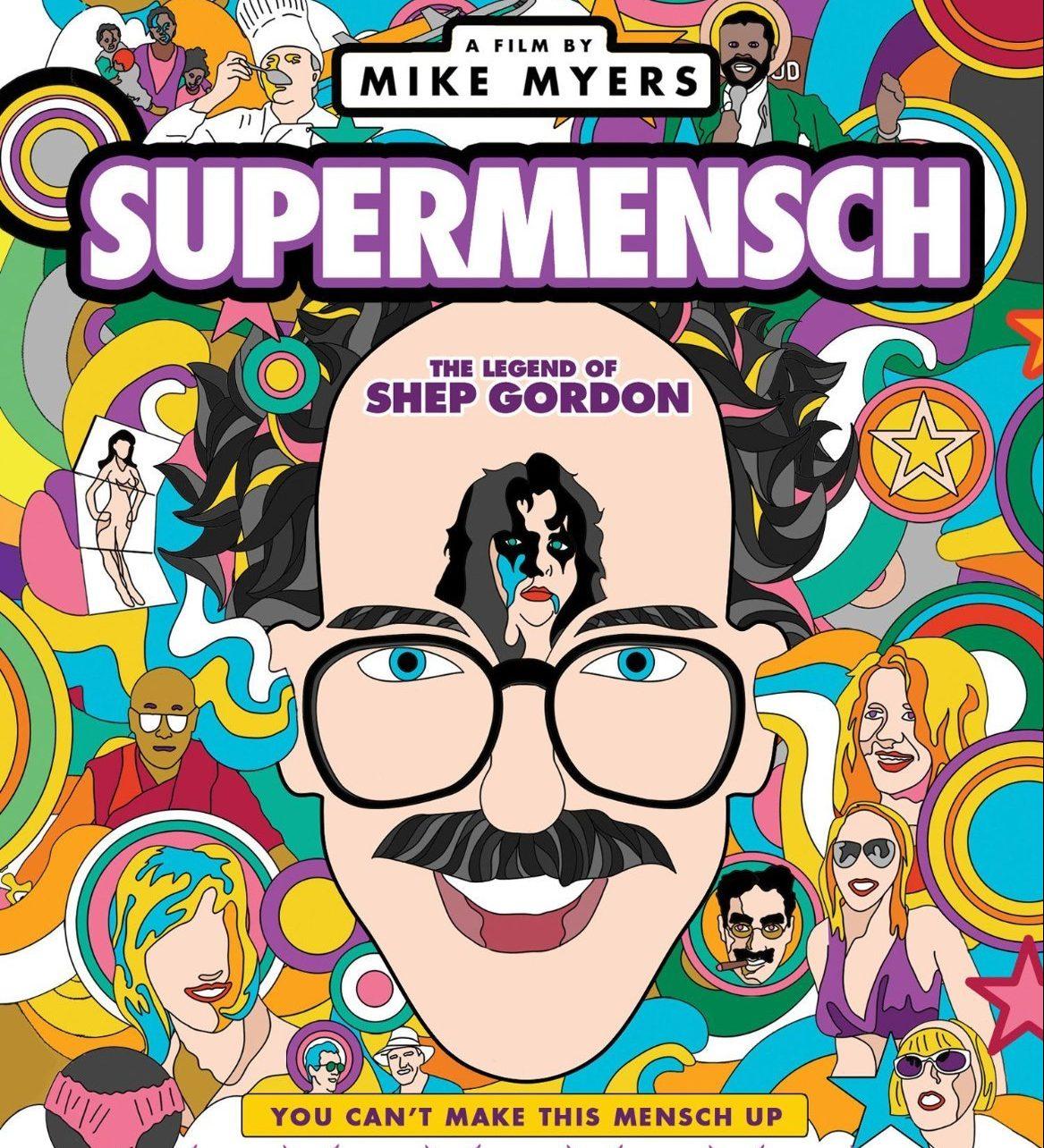 supermench-the legend of Shep Gordon