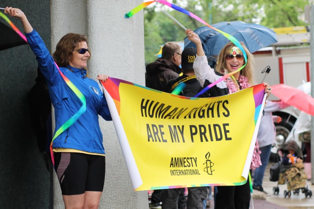 Regina Pride Week Parade 2017