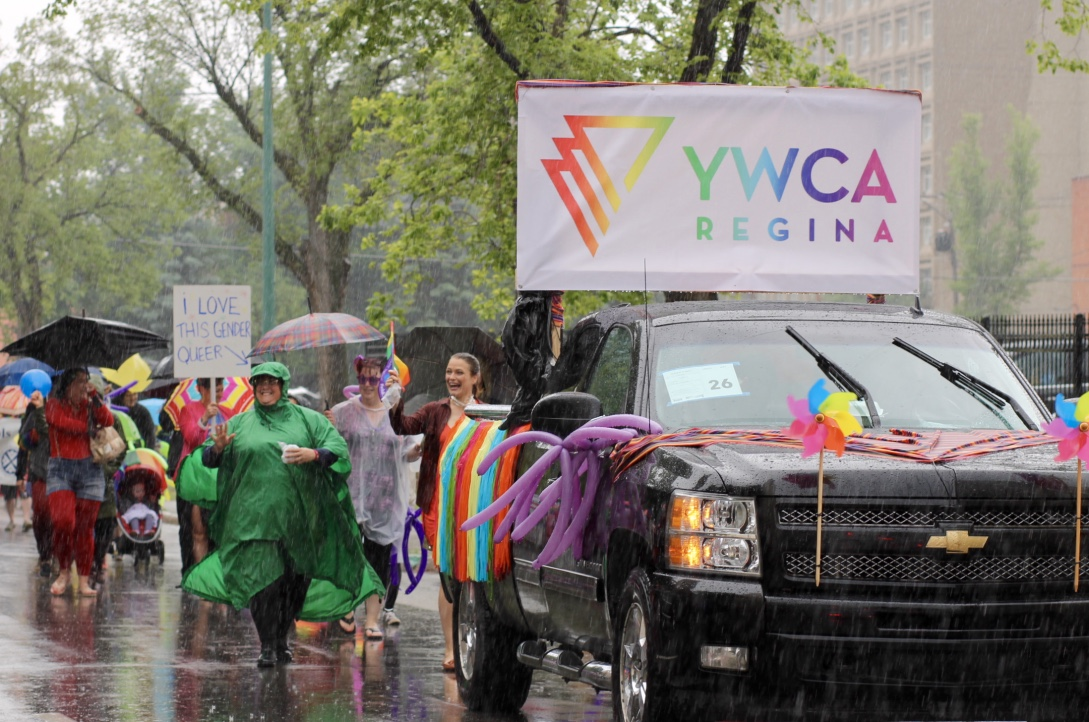Regina Pride Week Parade 2017