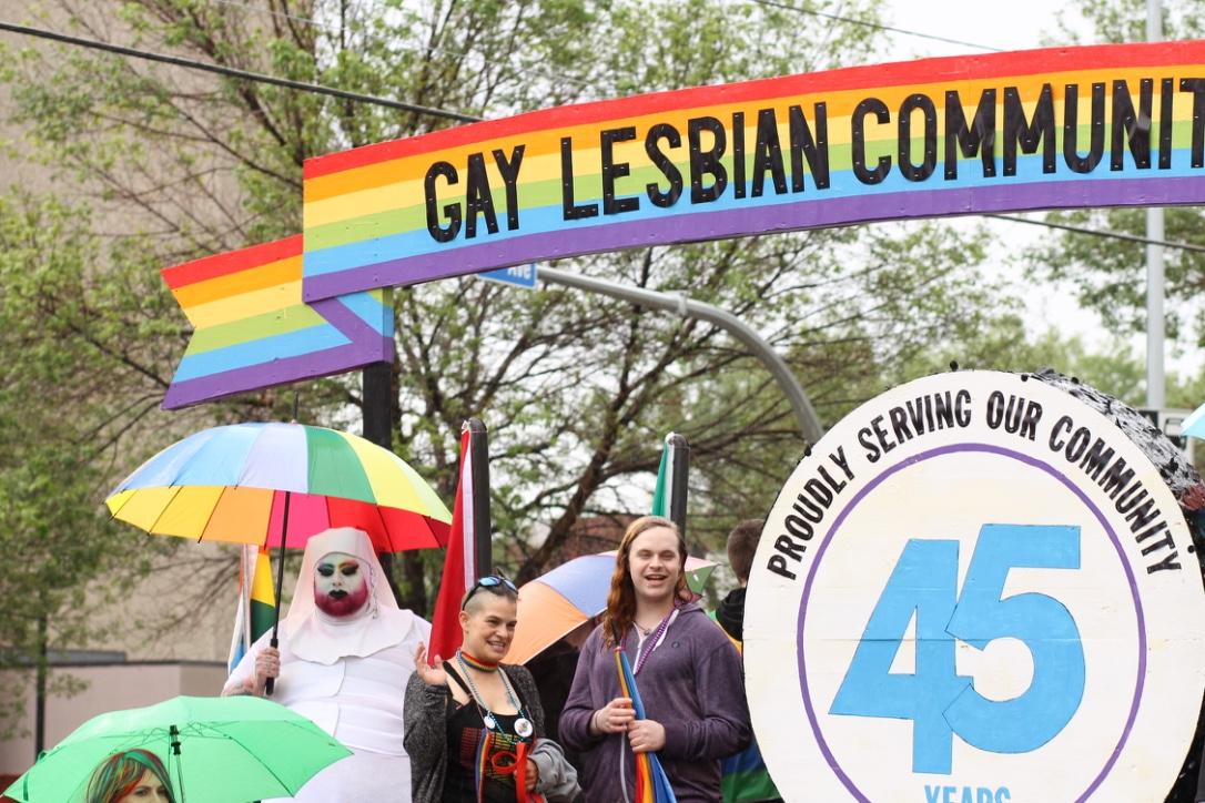 Pride Week Parade 2017
