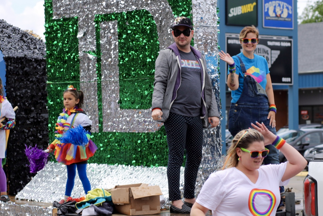 Pride Week Parade 2017