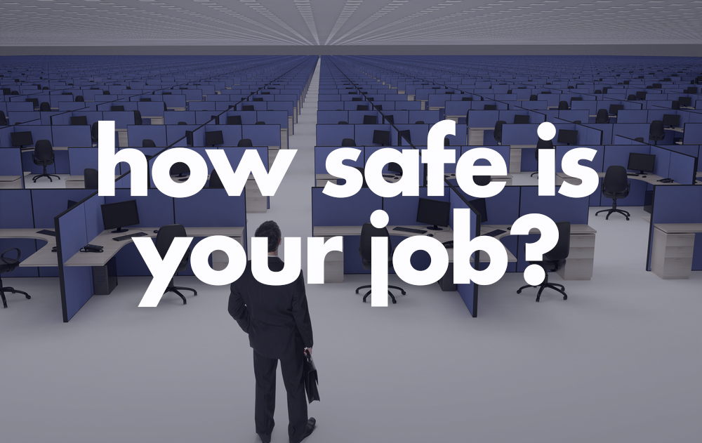 how safe is your job