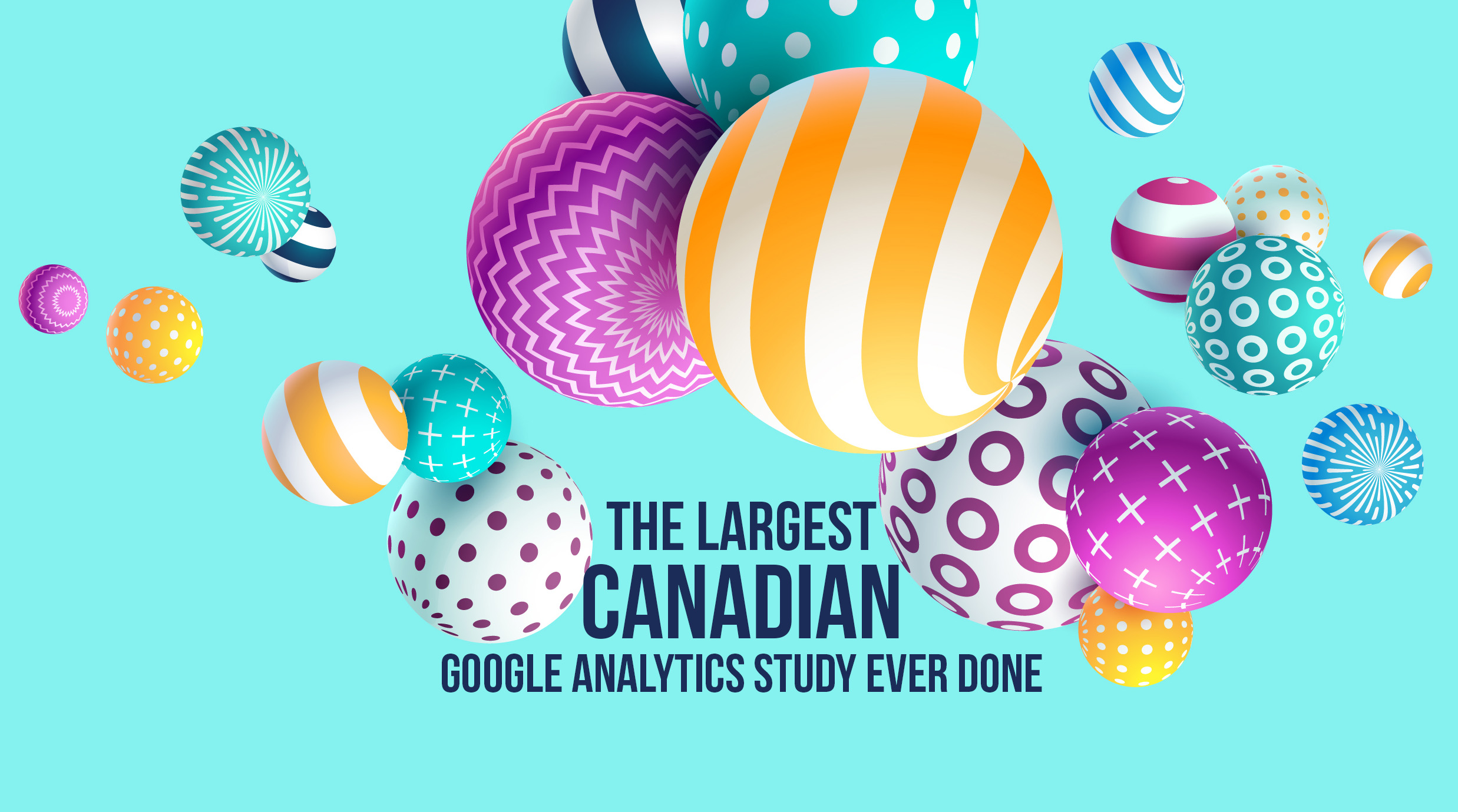 The Largest Canadian Google Analytics Study ever done-website strategy