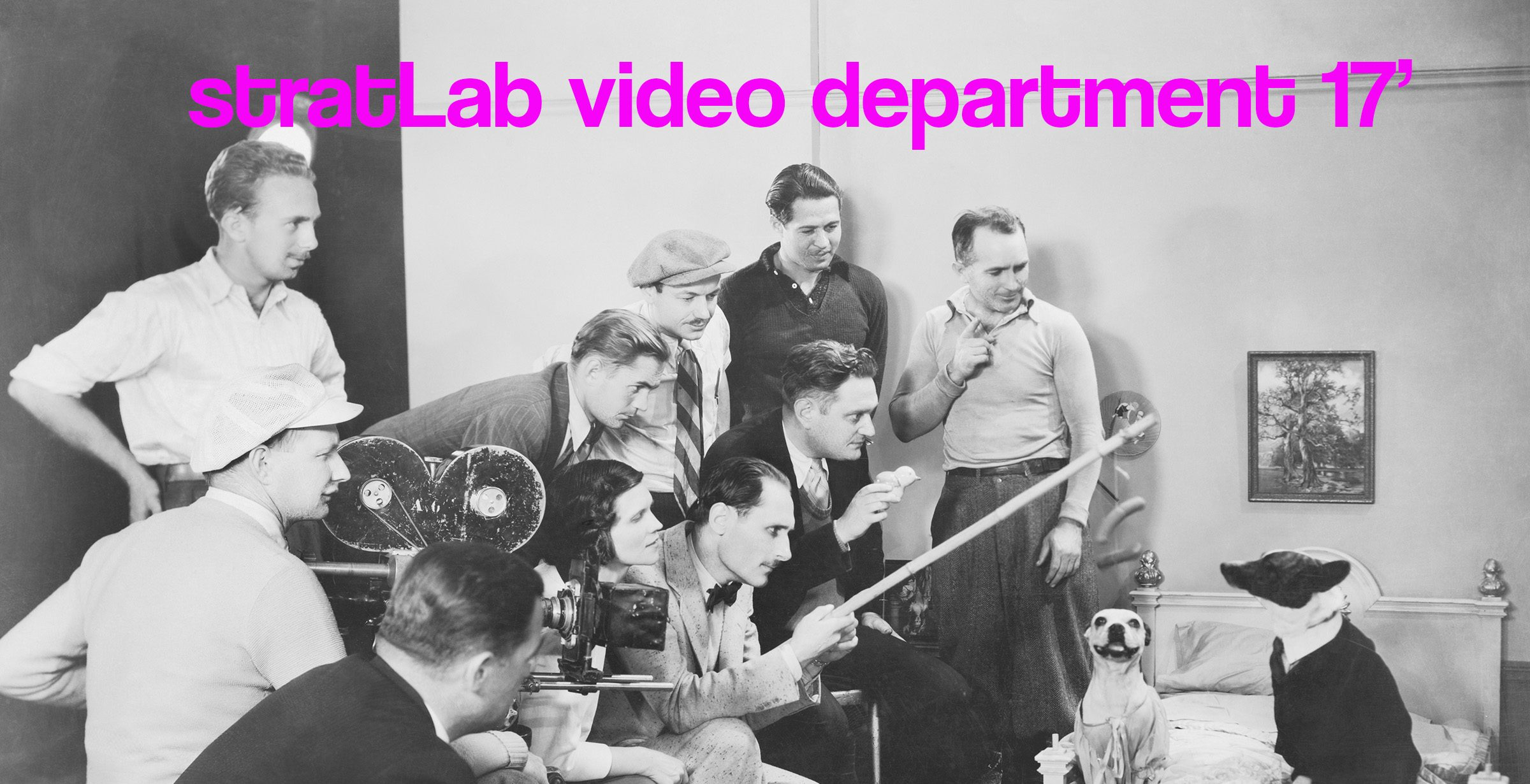 stratlab video department 17