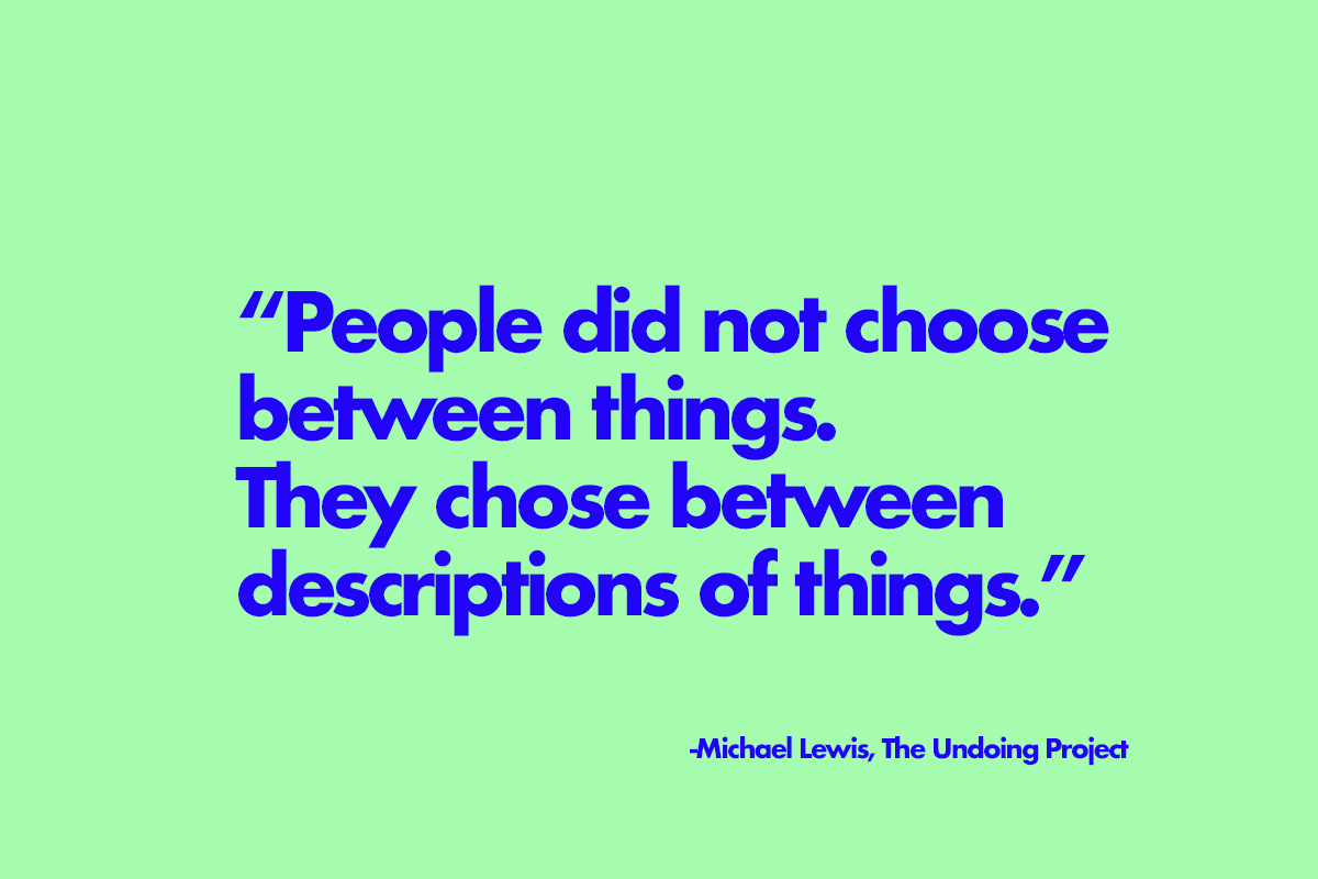 undoing project quote