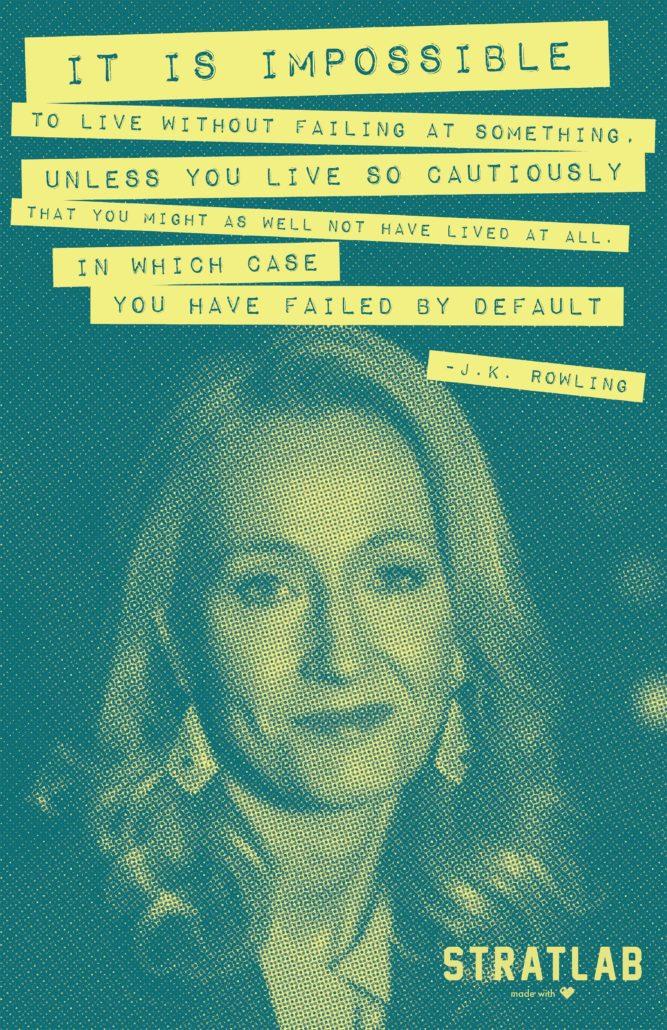 J.K. Rowling-poster