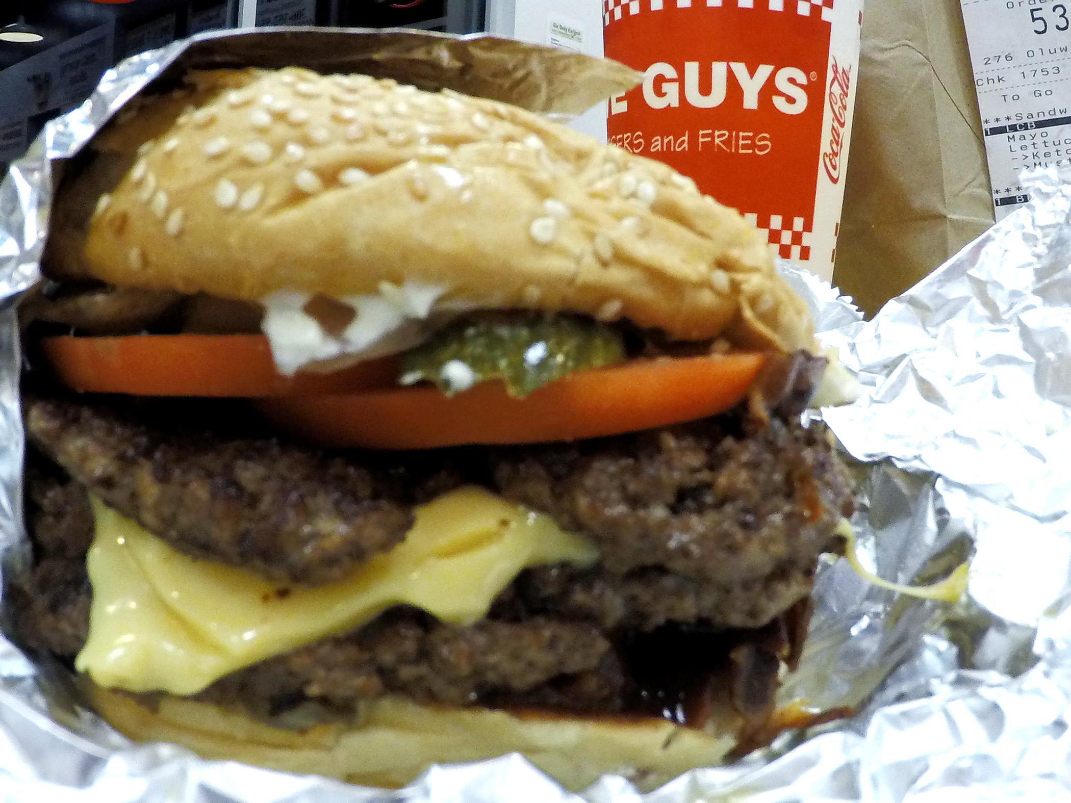 Greatest Burger Ever