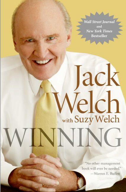 winning by jack welch