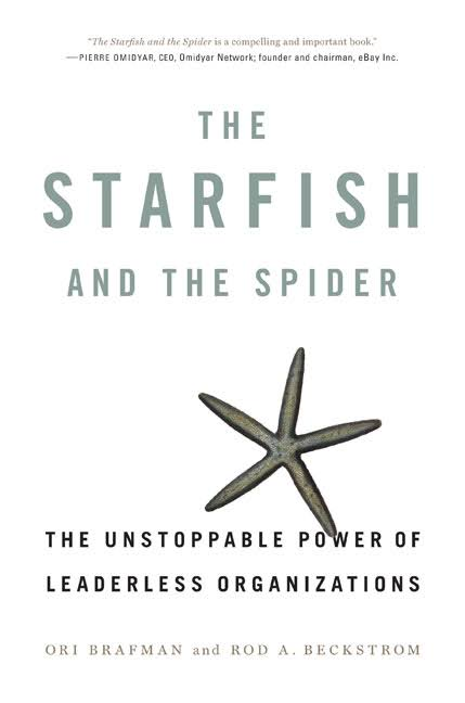 the starfish and the spider