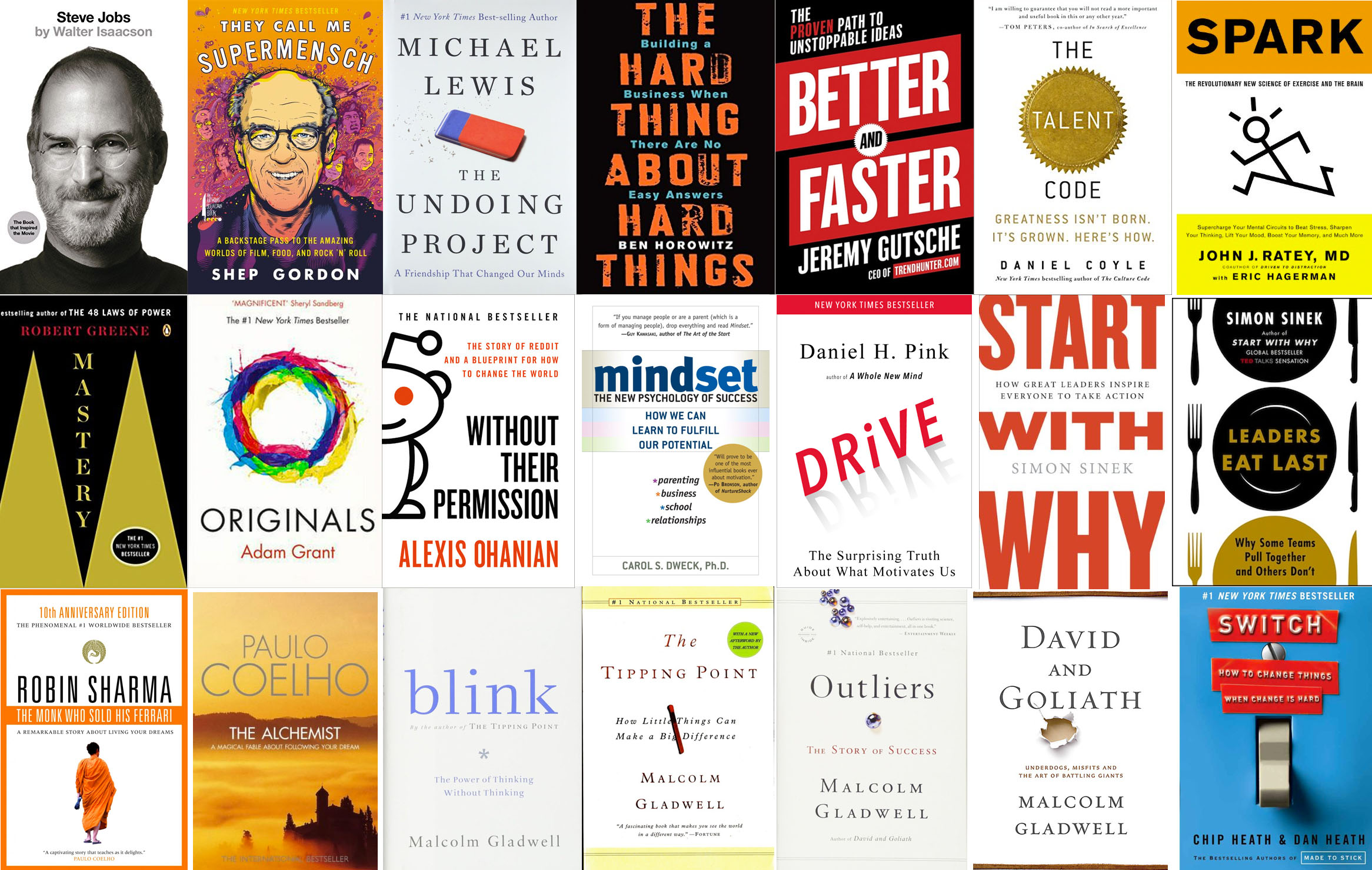 My Favourite Reads 50 Of The Best Books On Business Strategy Lab