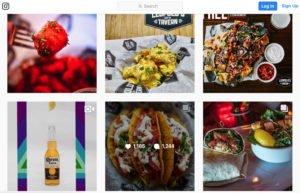 Leos instagram examples
